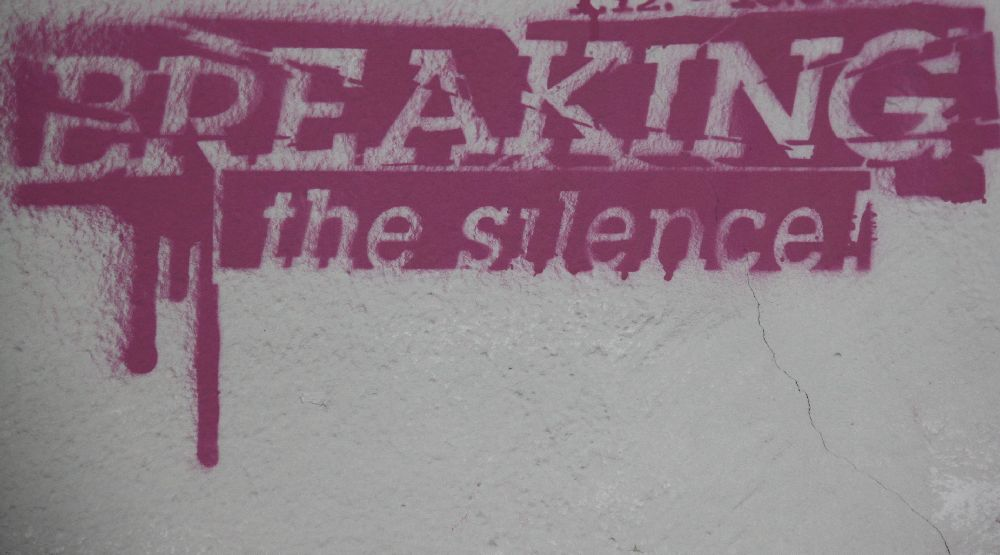 Breaking The Silence (Foto Arnold Illhardt)