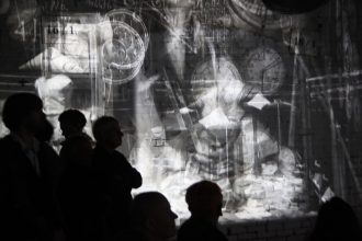The Refusal Of Time . William Kentridge . dOCUMENTA 13 (Foto Arnold Illhardt)