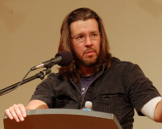 David Foster Wallace. (uploaded to Commons using by Flickr upload bot). Empfehlung vom Verlag KiWi)