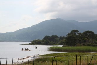 Lough Leane im Killarney Nationalpark (Foto Arnold Illhardt)